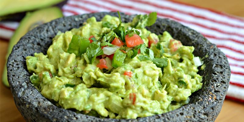 8 platos para combinar una comida mexicana con las paletas